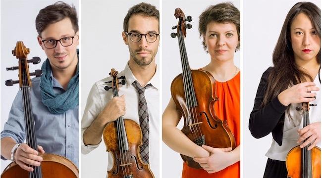 Quartetto Indaco: Haydn, Schubert und Ravel