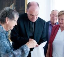 Reliquie für Bischof