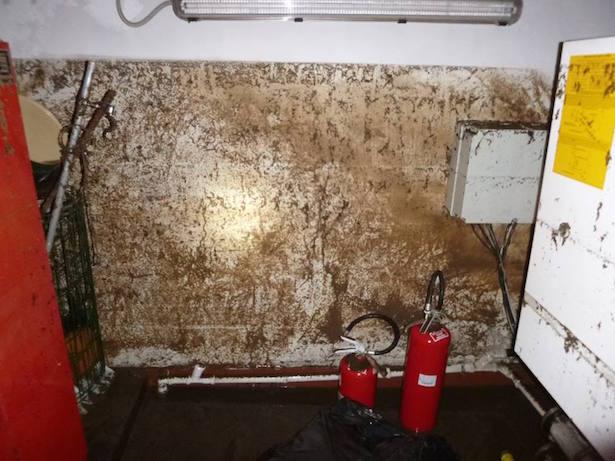 Verschiedene Keller mussten ausgepumpt werden (Fotos: FF Gries)