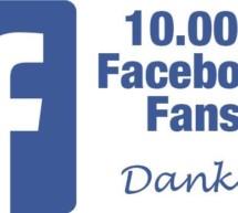 Wir sind 10.000!