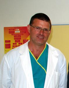 Onkologe Robert Pfitscher