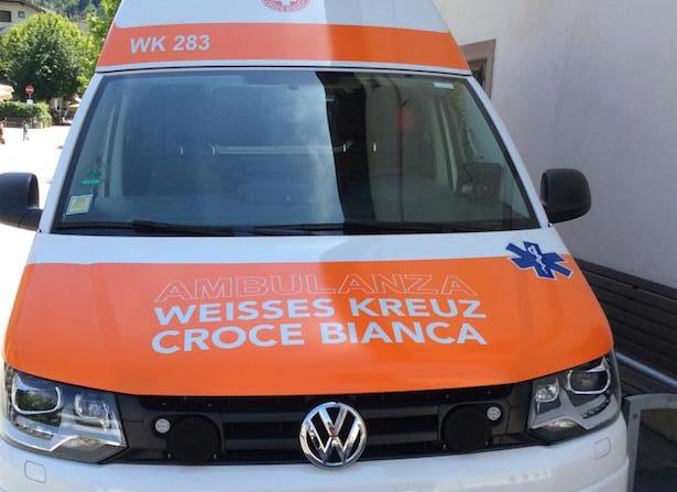 Weißes Kreuz_Auto
