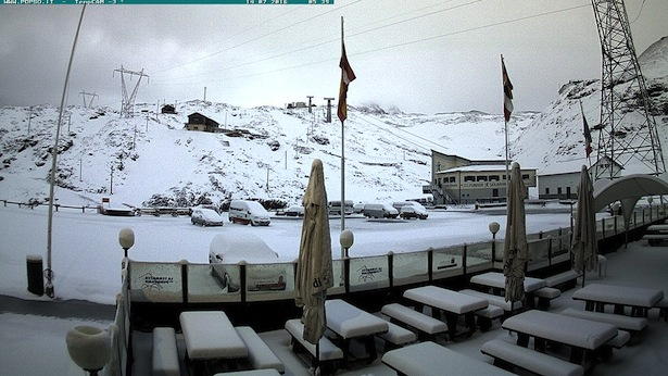 Foto: Webcam Stilfser Joch