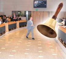Eklat im Landtag