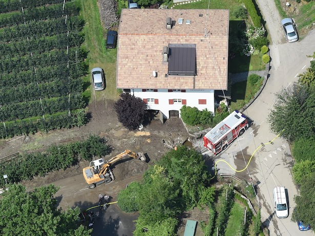 Der Grabbach (Foto: LPA/Landesagentur für Bevölkerungsschutz)