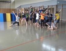 Tanzende Jugend