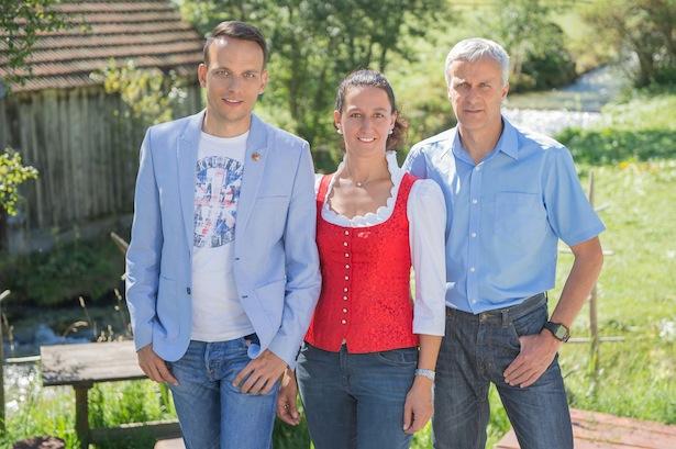 Die Abgeordneten der Süd-Tiroler Freiheit