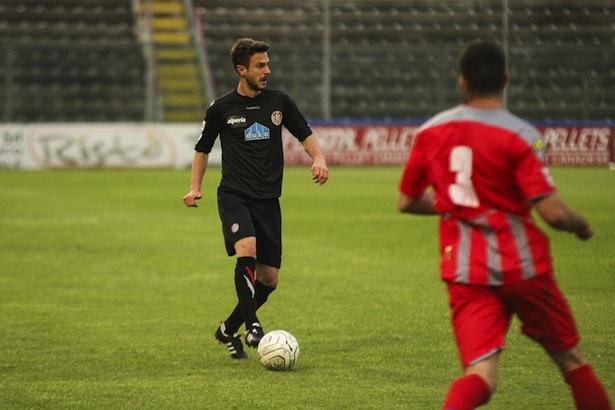 Luca Bertoni im Dress des FCS