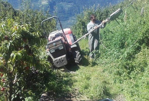 Fahrzeugbergung (Foto: FF Tirol)