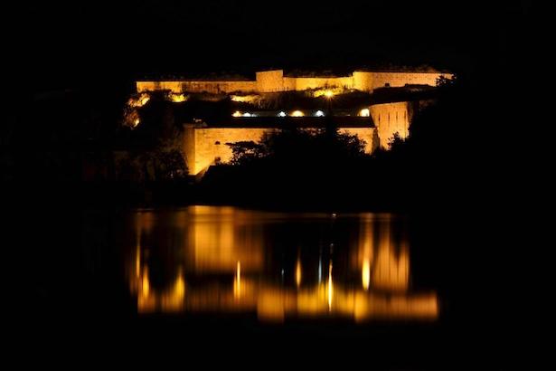 Die Festung Franzensfeste wird zu einer besonderen Kulisse, vor der sich Musik und Kunst sowie unterschiedlichen Epochen begegnen