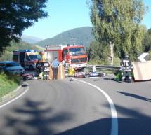Unfall im Pustertal