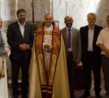 Bischof erteilt Admissio