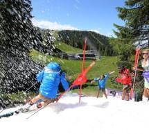 Die Summer Ski Show