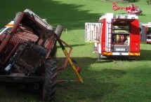 Traktorunfall in Luttach