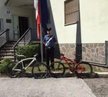 Fahrraddiebe im Lido