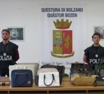 Die gefälschten Handtaschen
