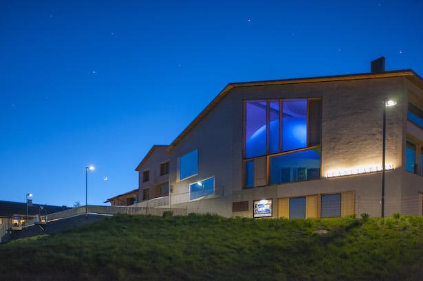 Zu einer Nacht der offenen Tür lädt das Planetarium am 13. August (Foto: Planetarium/Othmar Seehauser)