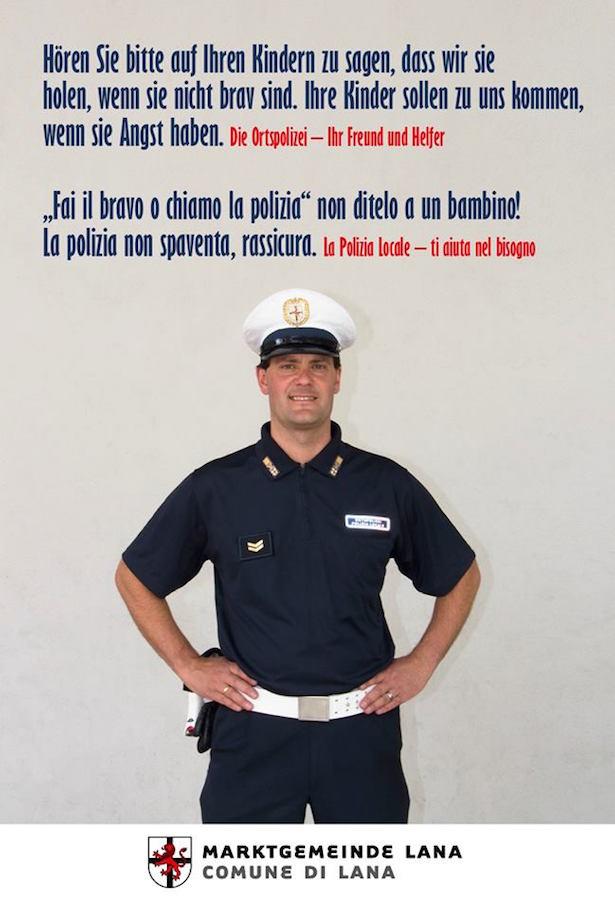 Polizei Lana