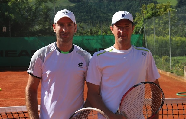 Mirko Zöschg und Christian Lacher