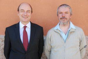 Franz Kripp und Paolo Valente