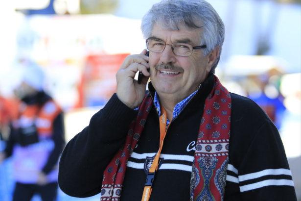Herbert Santer (Credit: Pierre Teyssot)