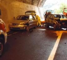 Unfall in Klausen