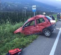 Schwerer Unfall in Laag