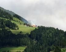 Feuer in Mühlbach