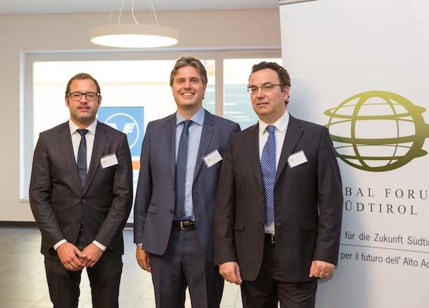 Christian Girardi, Florian Kohlbacher, Alessandro Curioni