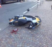 Scooterunfall in Rabland