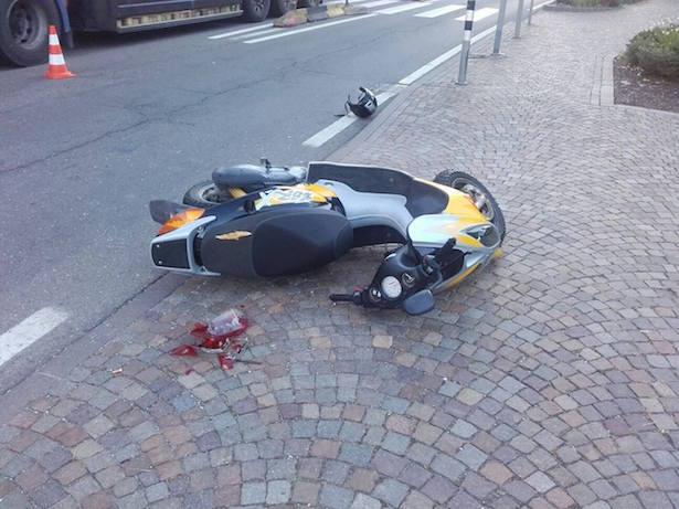 Unfall in Rabland (Fotos: FF Rabland)