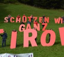 Die Brenner-Kundgebung