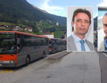 Wieder doppelte Busse?
