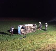 Unfall in St. Lorenzen