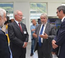 Minister in Bozen