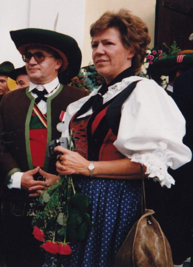 Elke und Peter Kienesberger