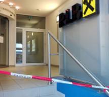 Einbruch in Lienzer Bank