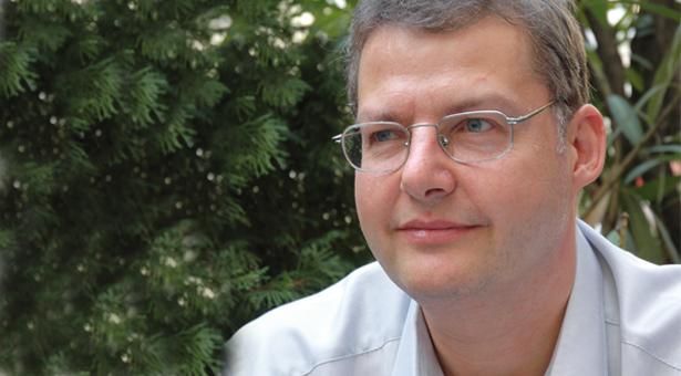Tageszeitung-Eigentümer Christoph Lentsch