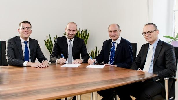 Francesco Ravazzolo, Matteo Ballarin, Walter Lorenz, Fabrizio Durante