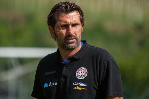 Trainer William Viali