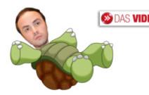 """""""Achammer ist eine Schildkröte"""""""