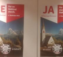 """""""Für ein starkes Südtirol"""""""