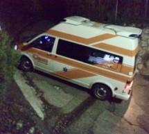Unfall in Kaltern
