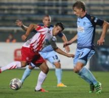 Niederlage in Bergamo