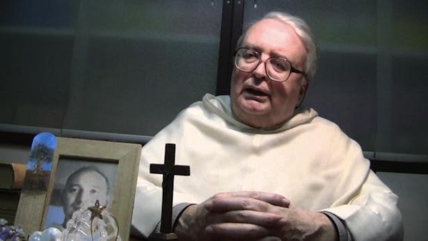 Pater Giovanni Cavalcoli (Foto: lafedequotidiana)
