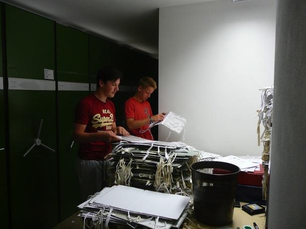 Projekt in der Gemeinde Villanders