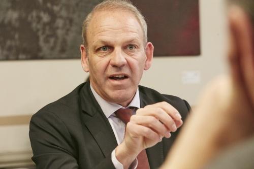 Senator Karl Zeller