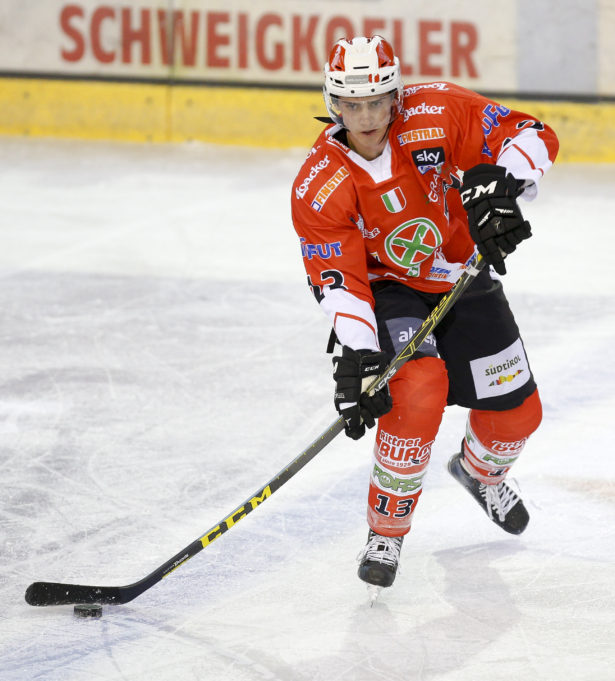 24 SETTEMBRE 2016 HOCKEY SU GHIACCIO - STAGIONE 2016/17 AHL - ALPS HOCKEY LEAGUE RENON - HC NEUMARKT