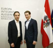 Der neue ÖVP-Obmann