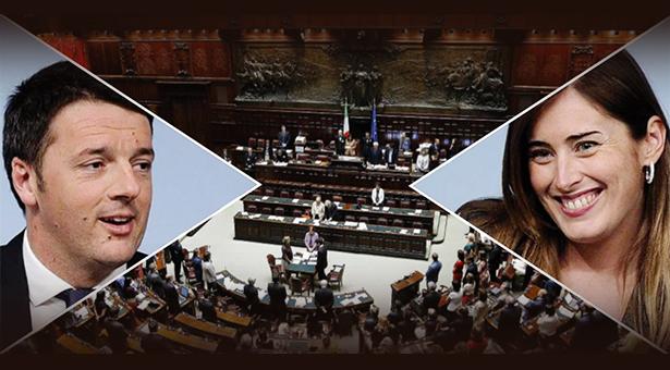 Schrille Töne vor Referendum in Italien - Renzi warnt vor Panikmache